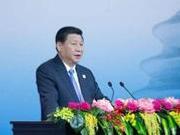 习近平在中阿合作论坛第八届部长级会议上的讲话