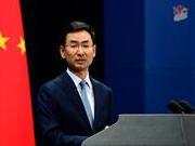 外交部:望马方尊重MH370失联中国乘客家属权利