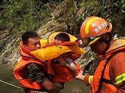 湖南桃江县爆发山洪:多名游客被困 已救出15人