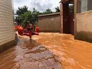 云南多地洪涝灾害致6人死亡 22.6万人次受灾