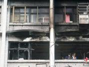台北医院大火死亡人数升至13人 仍有多人住院