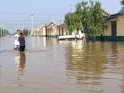 山东寿光受灾村民:睡梦中被水泡醒 水位达1米多深