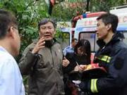 张庆伟批示哈尔滨酒店火灾 王文涛现场部署救援