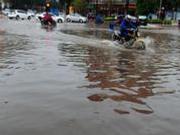 广东省持续暴雨:高潭镇降雨量1天约相当北京1.5年