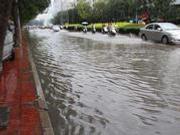 广东潮汕暴雨超85万人受灾 3名儿童被水冲走溺亡