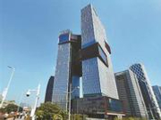 捉谣记|腾讯滨海大厦玻璃被吹掉?张军辟谣:完好无损