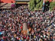 国庆长假接待国内游客超7.26亿人次 消费近6000亿