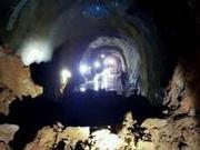 捉谣记|成昆高铁隧洞打穿地下暗河致山洪涌出?警方:旧闻