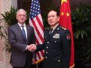 胡锡进|中美防长新加坡会晤 释放两军缓和关系信息