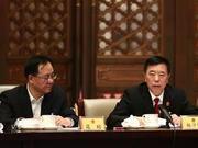 """北京代表团审议""""两高""""工作报告 蔡奇陈吉宁参加"""