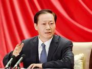 彭清华:筑牢治蜀兴川事业发展的安全保障