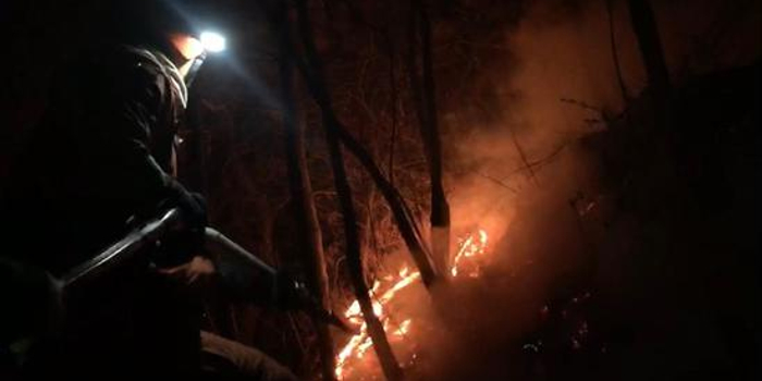3d走势图带连线_北京密云森林火灾被有效控制 古迹娘娘庙获保护