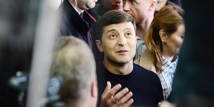双色球2018147_喜剧明星领跑乌克兰大选 乌官员:他是俄罗斯奴隶
