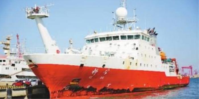 我国首次实现深海6000米大深度数据北斗实时传输