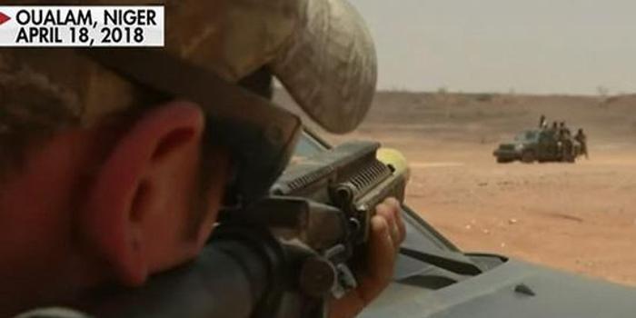 死過士兵流過血后 美國要從ISIS肆虐的西非撤軍