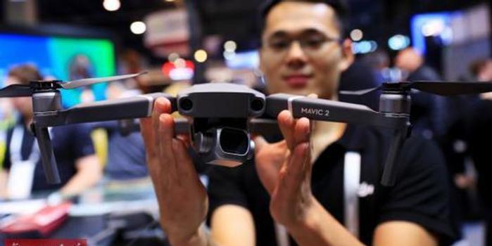英媒:美空軍擬購買17架中企制造四軸無人機