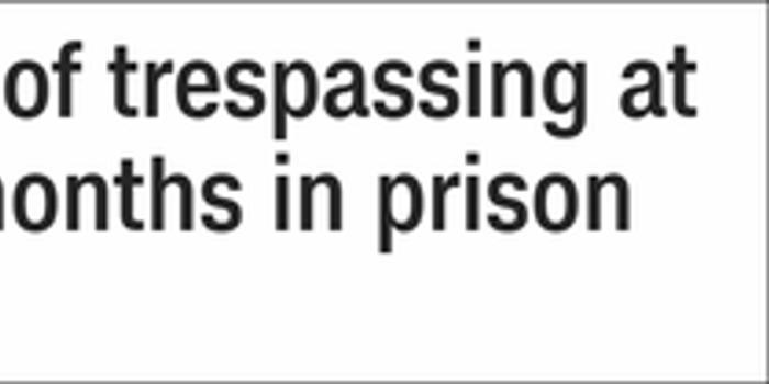 中国女子闯特朗普海湖庄园 被判8个月监禁