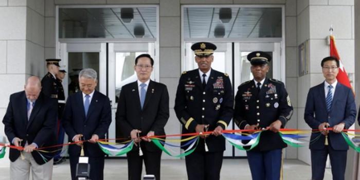 驻韩美军新基地耗资108亿美元 美国要韩国付90%