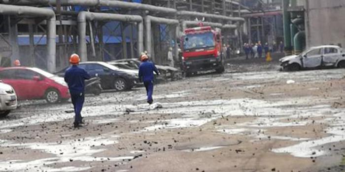 南昌炼钢高炉爆炸1死9伤后 当地排查其他高炉隐患