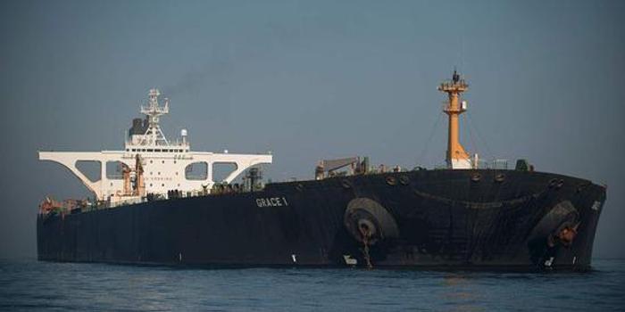 直布羅陀釋放扣押的伊朗油輪 美國曾申請繼續扣押