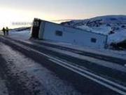 载有中国游客大巴在冰岛发生车祸 致1死多伤(图)