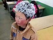 """""""冰花""""男孩所在学校81名学生每人获500元补助"""