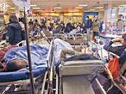 香港进入流感高峰期 9天内有10名流感病人死亡