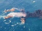 """""""桑吉""""轮沉没 浩瀚大海船只相撞为何屡屡发生?"""