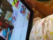 这些视频经过网络流入中国 正毒害你的孩子