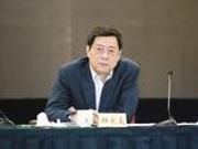杜家毫当选湖南省人大常委会主任
