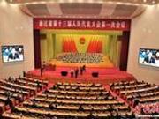 31省份监察委主任全选出 超3成有中纪委任职经历
