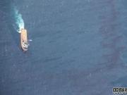 """国家海洋局:""""桑吉""""轮沉没海面未发现明显油膜"""