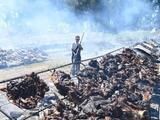 民众烤16.5吨肉试图破纪录