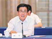 林铎当选甘肃省第十三届人大常委会主任