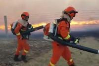俄罗斯烧入呼伦贝尔境内明火已被扑灭
