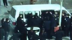 呼市城管暴力打人视频疯传 记者求真相