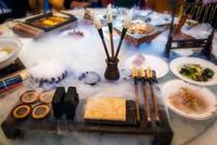 """书法之城""""特色美食——书法宴"""