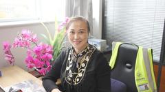 【专访5 新百物流副总监刘昕】打造绿色、安全、生态的一级商品流通综合物流枢纽中心!
