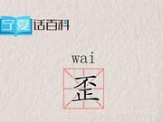 """宁夏话百科:你太歪了!我怎么就""""歪""""了?"""