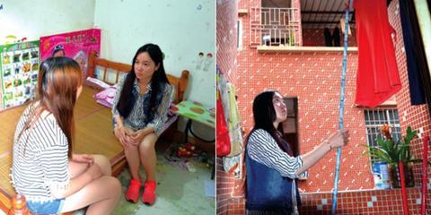 3姐妹未成年被嫁作童养媳 8年4逃婚