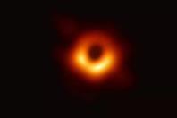 人类史上首张黑洞照片来了!