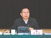 成都市人大代表、青羊区委书记戴志勇: 积极探索利益分享新模式 打造职住平衡工业园区