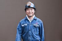 彭松波:工作勤勤恳恳 付出中得到了快乐