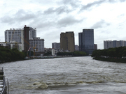 四川57年来最猛汛期 成都已经17天不见晴天