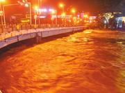 网传汶川被淹了假注册华宇! 洪峰平稳过境汶川很安全