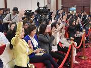 四川团开放日现场 这些记者关心成都什么?