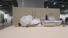 巴塞尔香港,从两个展厅的展会成为一座城市的展示