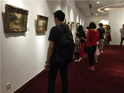 走进大观艺术馆 感受三百年前欧洲风光