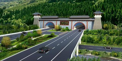 解密雅康高速 让驾驶更安全景观更入眼