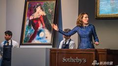 纽约苏富比印象派及现代艺术TOP10 亚洲藏家占一半